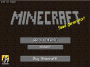 Minecraft Seed Gen