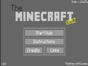 The Minecraft Quiz 3
