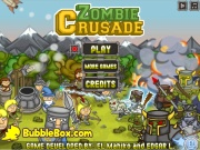 Zombie Crusade Tower Defe…